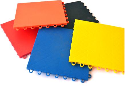 Clickfloors - Revêtement de sol modulaire
