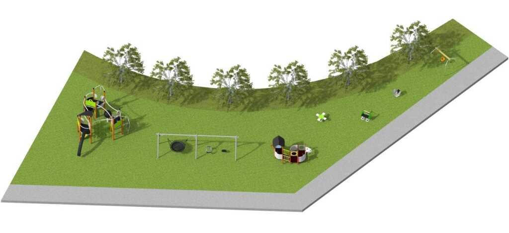 Proposition de place de jeu à Etoy